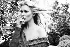The Liu Jo Campaign for Fall/Winter 2012 Features Kate Moss