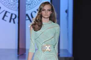 The Atelier Versace Fall 2012 Line Incorporates Pastel Hues