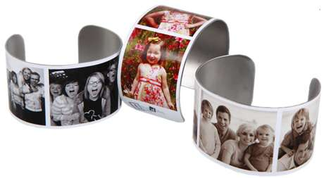 Customizable Image Cuffs