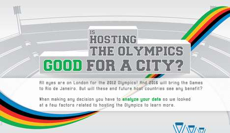 Is Hosting The Olympics Good For A City
