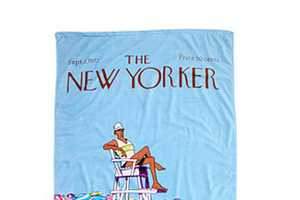 These New Yorker Towels are Chic