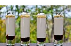 From Skewered Gelatinous Shots to Dessert-Inspired Drinking