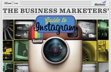 Photo Engagement Graphics - The 'Business Marketers' Guide to Instagram' is a Must-Read