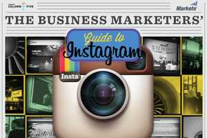 The 'Business Marketers' Guide to Instagram' is a Must-Read