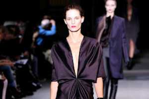 The Haider Ackermann Fall 2012 Collection Embraces Bundled Looks