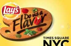 Crowdsourced Chip Contests - Lay's 'Do Us a Flavor' Challenge Asks Americans to Get Creative