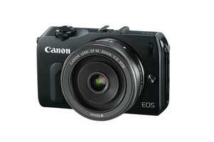 The Canon EOS M Features a Slick and Durable Body