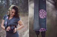Personalized Camera Straps