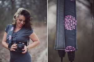 The 'Sew Tamz Designs' Offers Fashionable Photographer Gear
