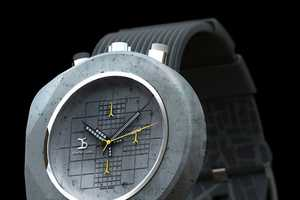 Dzmitry Samal Creates A Series Of Strong Timepieces
