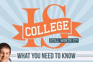 The 'Is College Still Worth It' Chart is Insightful