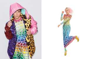 The Charlotte Free for Jeremy Scott x Adidas Originals FW12 Collection