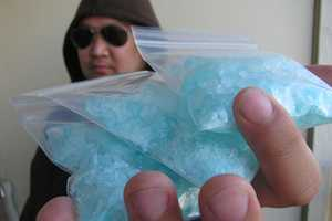 The 'Heisenberg Blue Glass Rock Candy' Sweets are Inspired by Breaking Bad