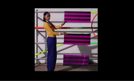 Kenzo Pre-Fall 2012 Campaign Video
