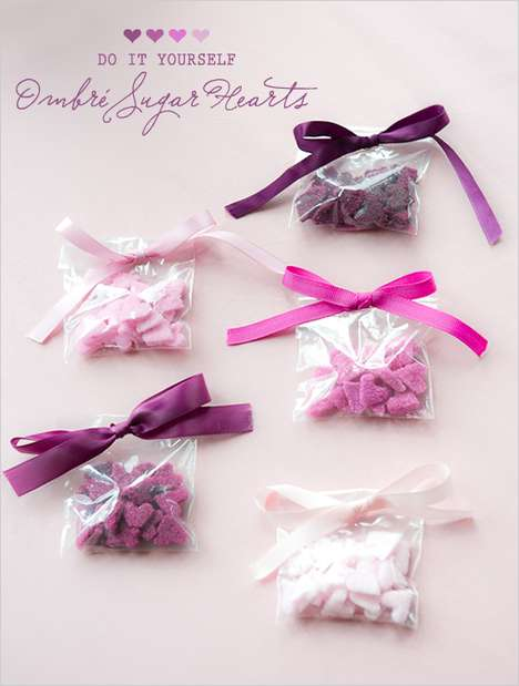 DIY Ombre Sweets