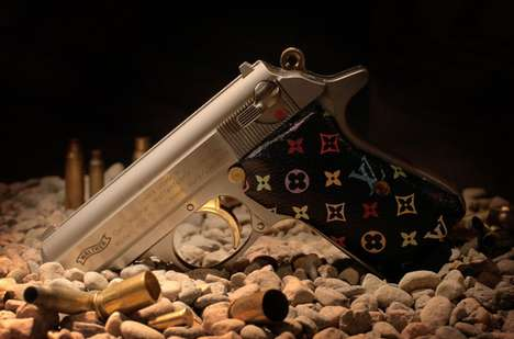 Louis Vuitton Handgun