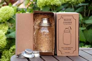 The Mason Shaker is a Fun Simple Southern Design