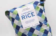 Checkered Cloth Branding