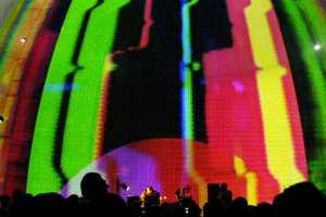 The MUTEK 2012 Zef & Santo 3D Projection is Visionary