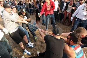 Berlin Ironically Holds the 2nd Annual Hipster Olympics
