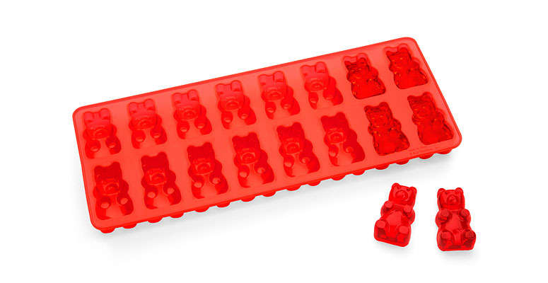 Candy-Inspired Ice Trays