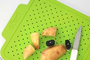 The Pego Cutting Board Keeps Fingers Away from Sharp Blades