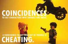LEGO Storytelling Memes