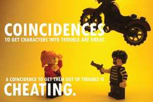 The Alex Eylar LEGO Series Depict Pixar's Golden Rules