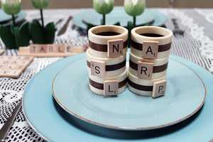 The Brit & Co. Scrabble Tile Place Set is Affordable and Easy to Make