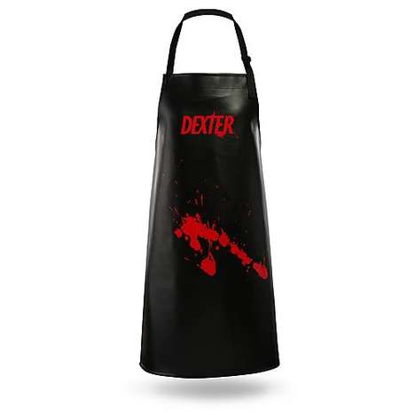 The Dexter Apron Will Scare Off Unwanted Guests