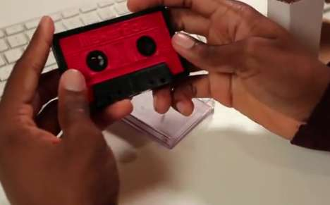 Cassette Music Players