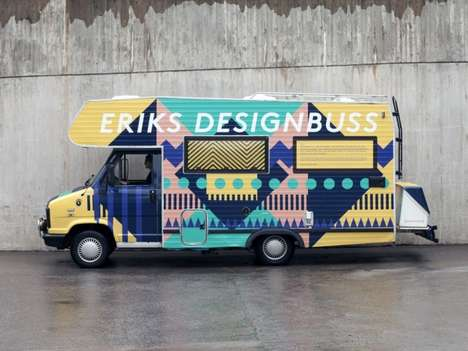 Designbuss by Erik Olovsson