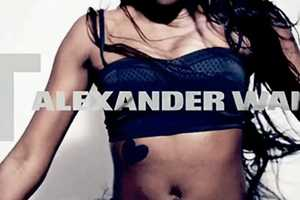 The T by Alexander Wang Fall 2012 Campaign Features Azealia Banks