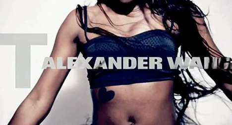T by Alexander Wang Fall 2012 Campaign