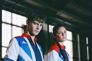 The 2012 Dazed & Confused Fashion Feature Highlights Patriotic Styles