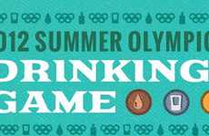Boozy Olympic-Themed Activities