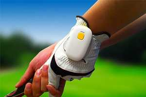 Make that Hole in One with the Golfsense Swing Analyzer