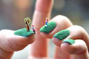 The Alice Barlett 'Manicured Lawns' Series is Seriously Cute