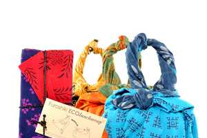 Ecolunchbox Makes Meal Holders From Organic and Fair Trade Textiles