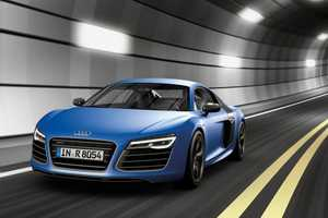 The 2013 Audi R8 Lineup is Sleek