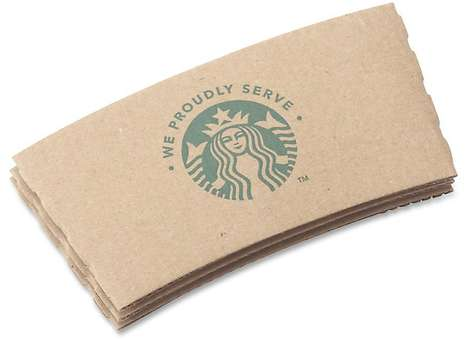 Starbucks EarthSleeves