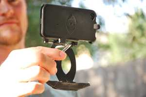 The 'Stabil-i' Case Allows for Cinematic iPhone Video Recordings