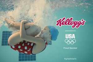 Kellogg 'Swimmer' Commercial Focuses on the Start of Each Day