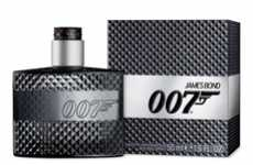 Secret Agent Perfumes - James Bond Fragrance to be Released in Honor of Franchise's 50th Anniversary