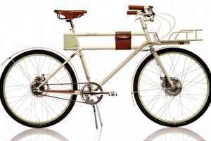 The Faraday Porteur Bicycle is Sleek and Sophisticated