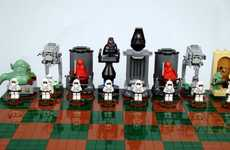Sci Fi Chess Sets (UPDATE)