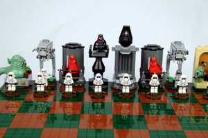 Brandon Griffith Creates the Final Set to the LEGO Star Wars Series