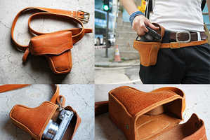 The Gun Holder Camera Case Lets You Shoot in Style