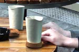 The Alibi Travel Mug Brings Class and Eco-Friendliness to Takeout Coffee