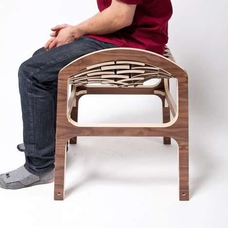 Caterpillar Stool